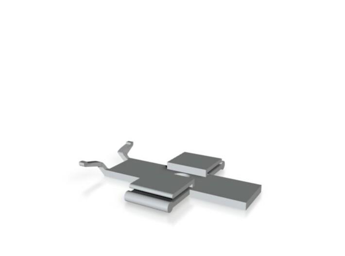 231-132 BT1 Leading Bodenplatte 3d printed