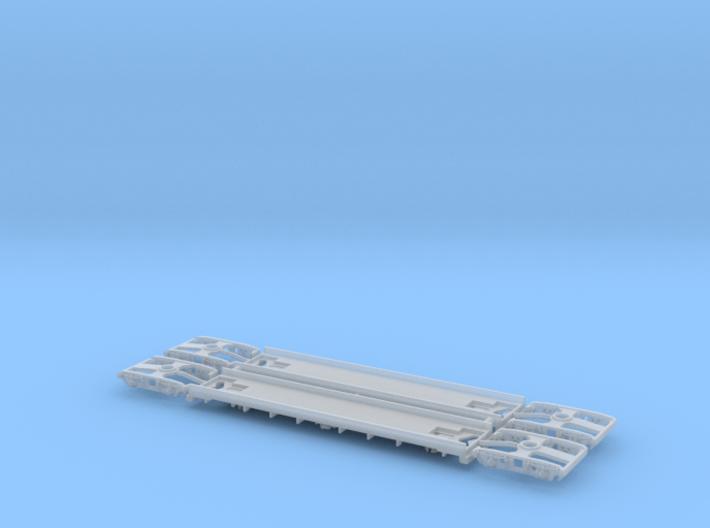 N Dreh- und Untergestell OOr 47 Stahlkasten 3d printed