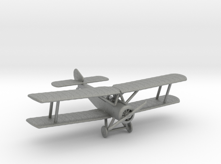 Sopwith 1-1/2 Strutter (one-seater, various scales 3d printed