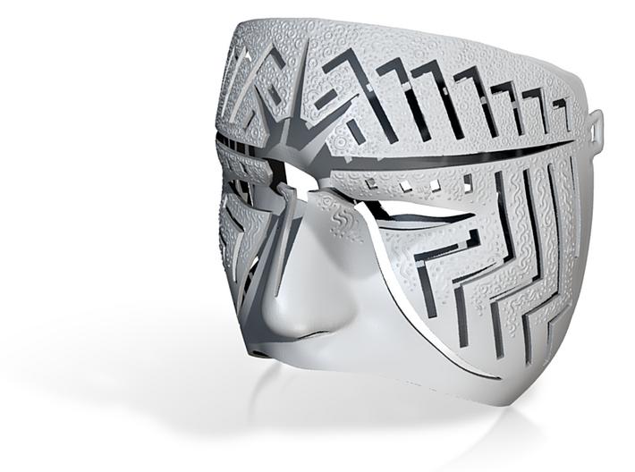 Desert Wanderer Mask 3d printed