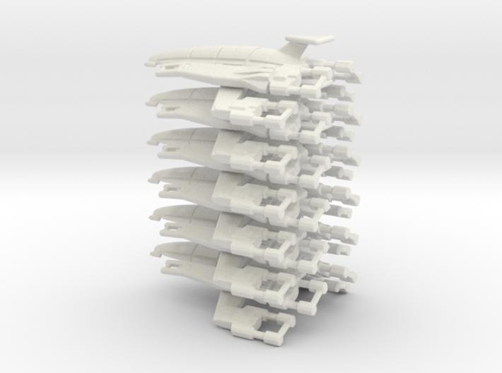 Nomad-D SR1 SDF Wing (6) 3d printed