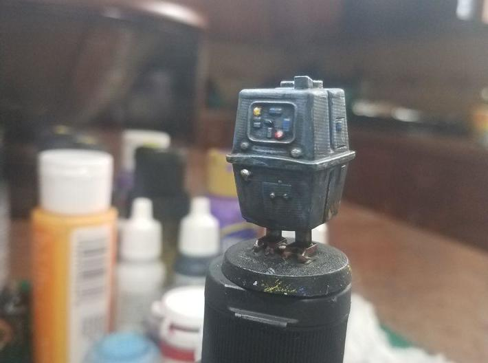 Gonk Power Droid Legion Scale 3d printed Gonk Power Droid