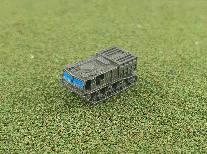 M6 High Speed Tractor 1/285 3d printed