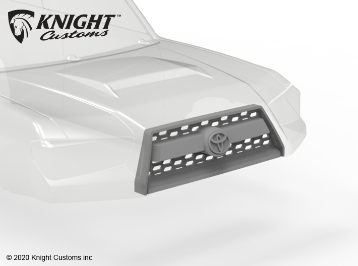 KCTR1002 4Runner Grill ONLY 3d printed Part available in multiple colors.