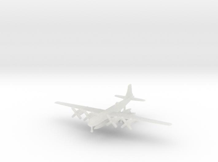 1/700 D-558-2 Skyrocket with B-50D Mothership 3d printed