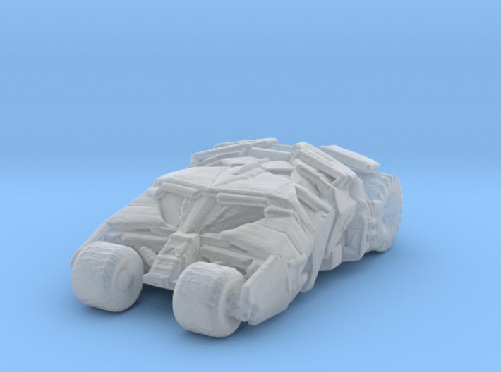 Batmobile Tumbler Batman 6mm Epic Vehicle game rpg 3d printed