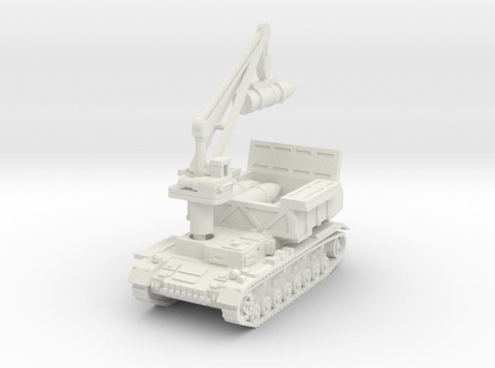 Munitionsschlepper Pz IV 54cm 1/72 3d printed