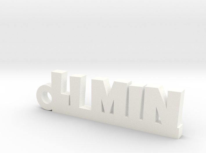LI MIN_keychain_Lucky 3d printed
