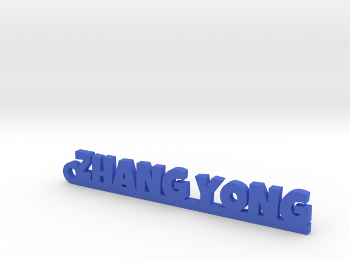 ZHANG YONG_keychain_Lucky 3d printed