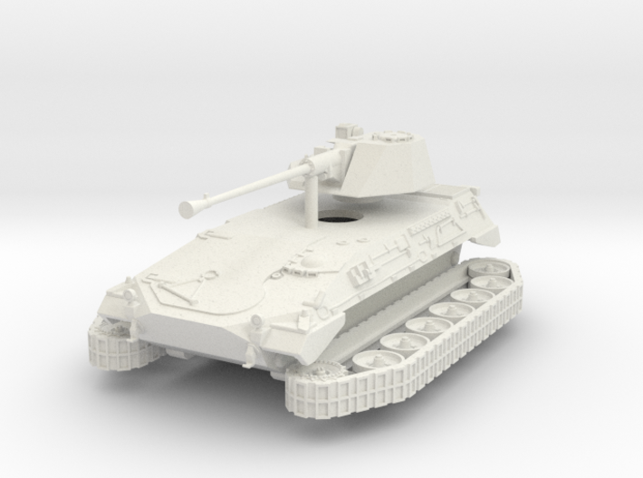 Begleitpanzer 57 Scale: 1:72 3d printed