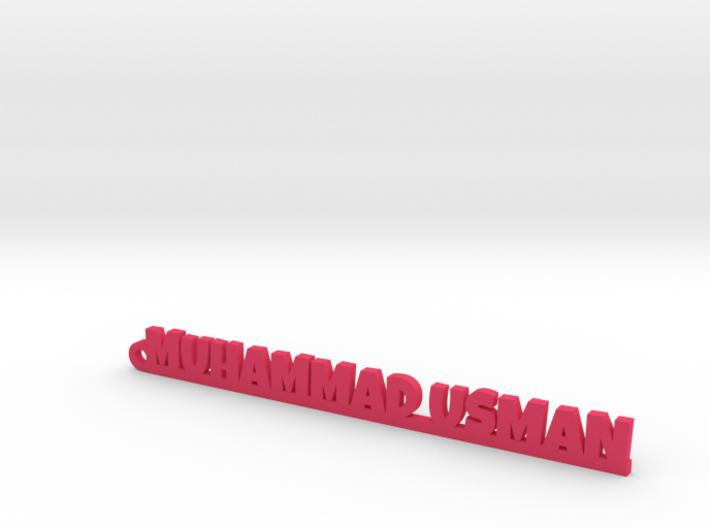 MUHAMMAD USMAN_keychain_Lucky 3d printed