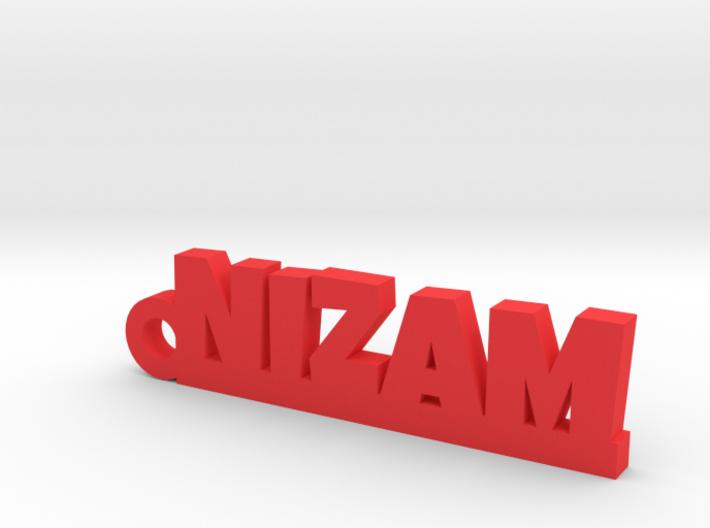 NIZAM_keychain_Lucky 3d printed
