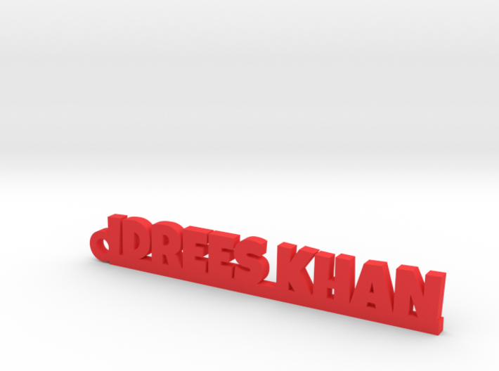 IDREES KHAN_keychain_Lucky 3d printed