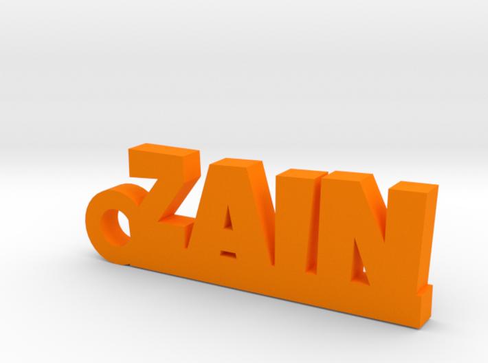 ZAIN_keychain_Lucky 3d printed