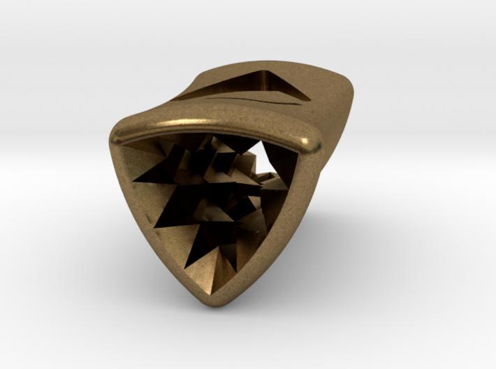 Stretch Diamond 5 By Jielt Gregoire 3d printed