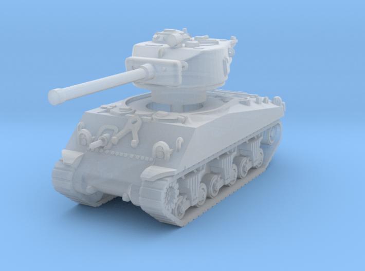 M4A3 Sherman 76mm 1/220 3d printed