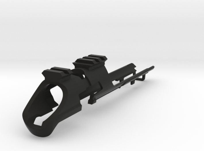PLANET ECLIPSE MG100 - TIRO BARATO WITH RAIL BODY 3d printed