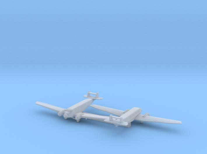 Junkers G.31fi x2 (WW2) 3d printed