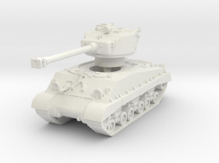 M4A3E8 Sherman 76mm (sandshield) 1/100 3d printed