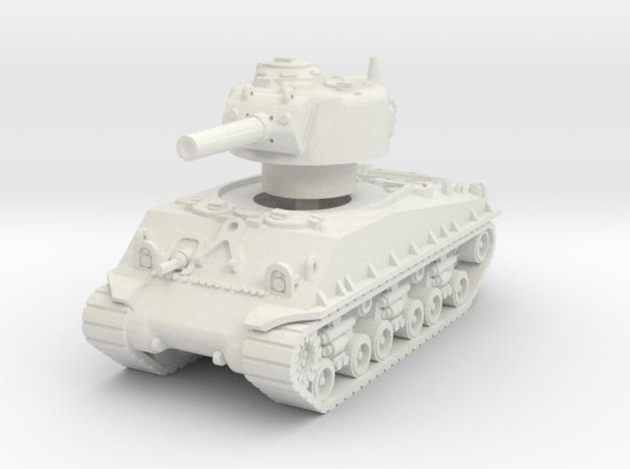 M4A3 Sherman HVSS 105mm 1/72 3d printed
