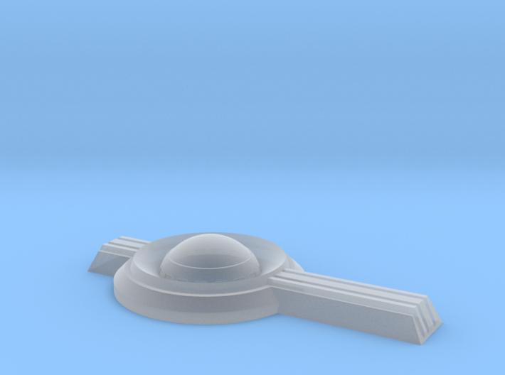 1/350 Impulse Crystal v2 3d printed