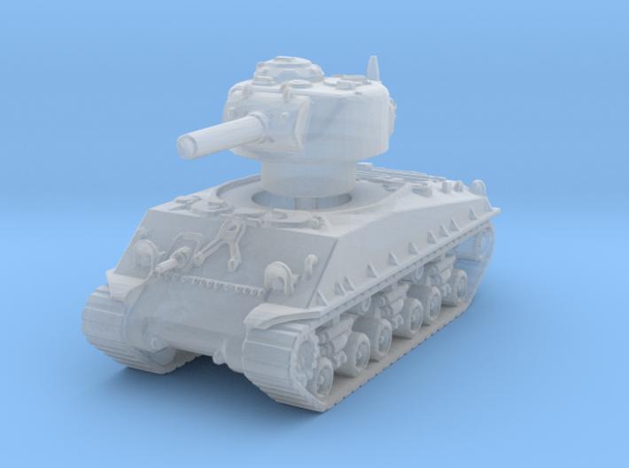 M4A3 Sherman HVSS 105mm 1/285 3d printed