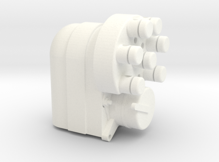 Right Side Engine Magneto 3d printed