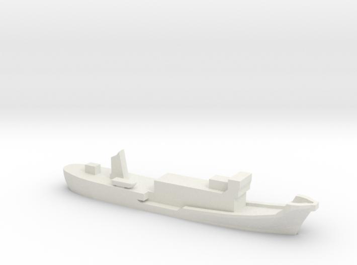 Whaler, 1/2400 3d printed