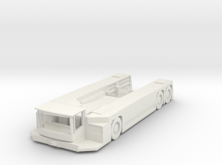 Goldh AST-1 X 1360 (6×6) Tractor 1/100 3d printed