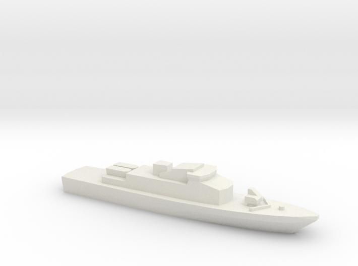 Fremantle-class patrol boat, 1/2400 3d printed