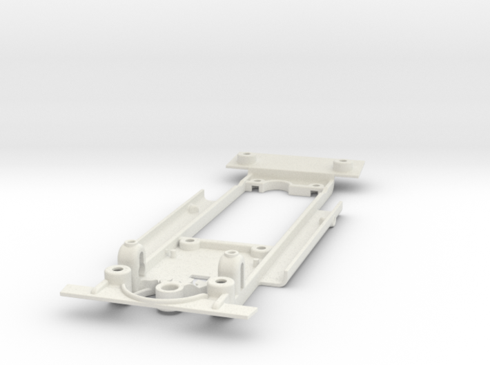 1/32 Scalextric Mercury Cougar Chassis IL pod 3d printed