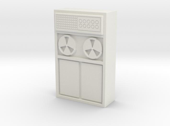 Old Computer Bank 1/56 3d printed