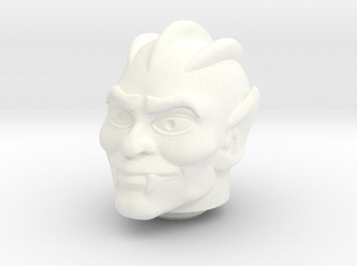 Tuvar Head VINTAGE 3d printed