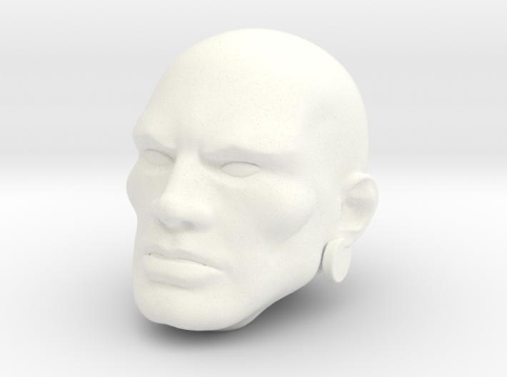 Garn Head 3d printed