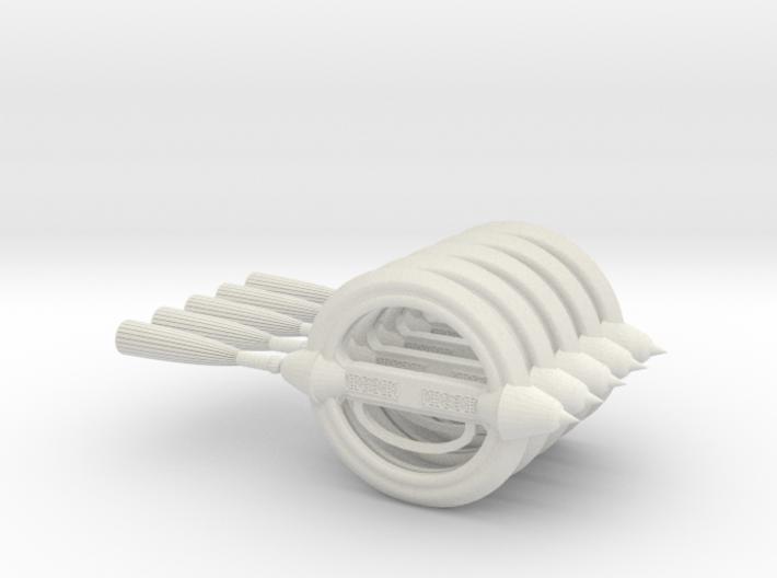 Dairanger Dairinken Blank x5 LC 3d printed