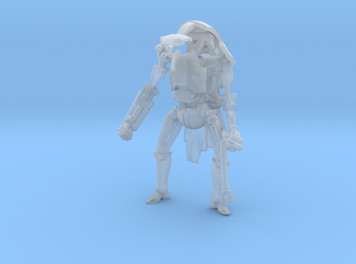 (Legion) Captain Deka V2 3d printed