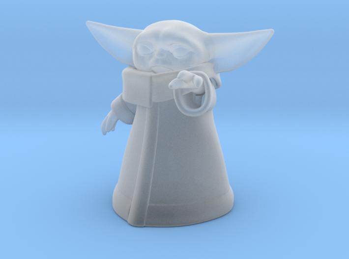 Baby Yoda (Ver.2, 37mm) 3d printed