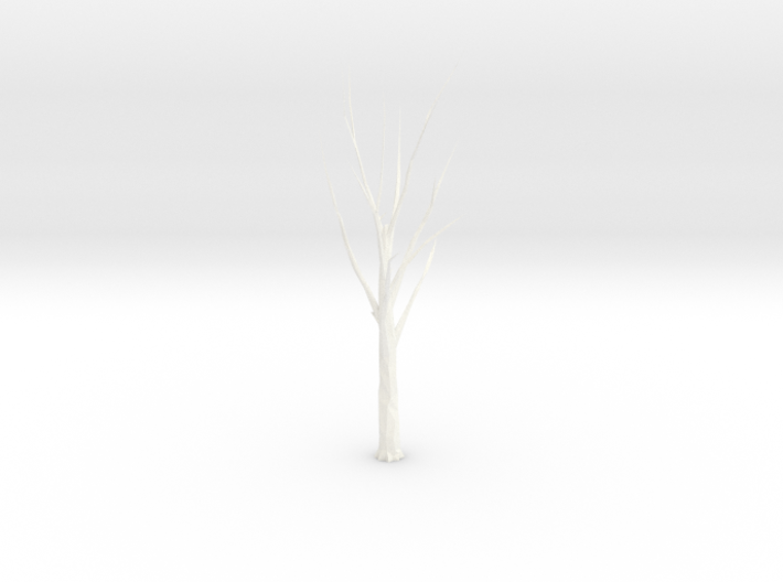Tree Faceted - Meshmixed - Repaired 3d printed