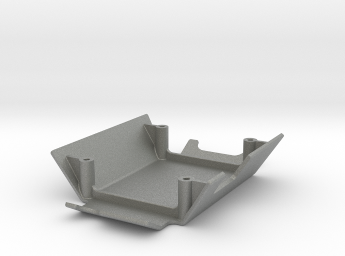 KCCC1003 CC02 Skid Plate 3d printed
