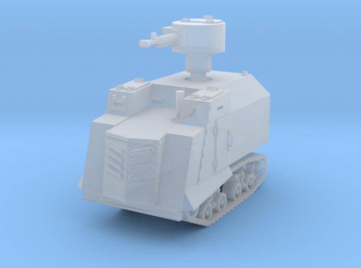 NI Odessa 2 Tank 1/200 3d printed
