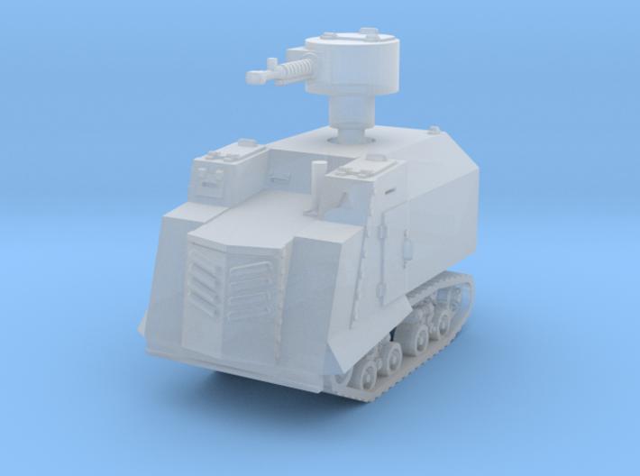 NI Odessa 2 Tank 1/220 3d printed