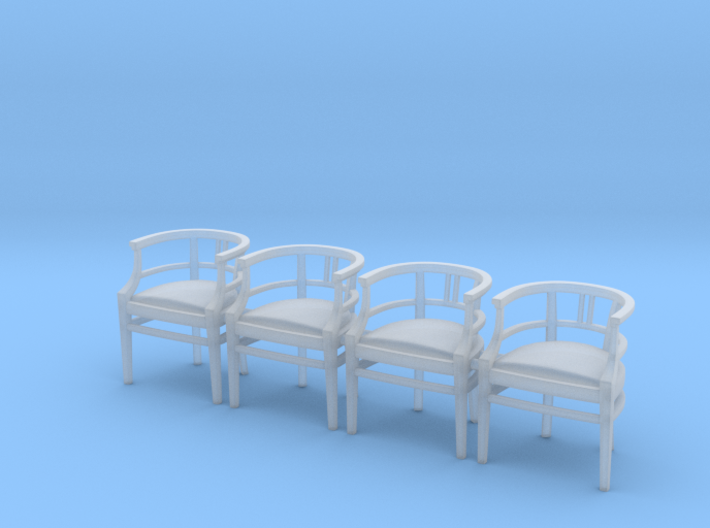 Chair 15. 1:35 Scale  3d printed