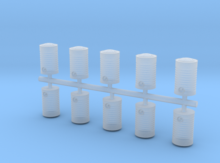 IGLOO water cooler - 1/48 scale 3d printed