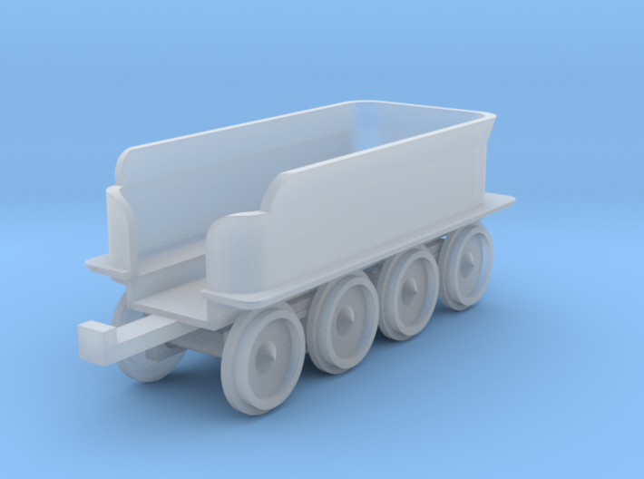 Tender for Grant Locomotive - Zscale 3d printed