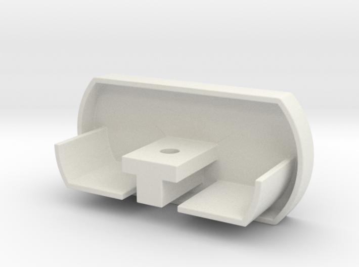 ikea KVARTAL 3 Rail end-cap 3d printed