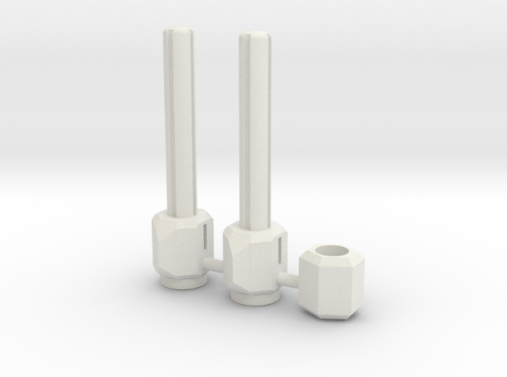 TF Weapon Long Handle Extension 2 pack 3d printed