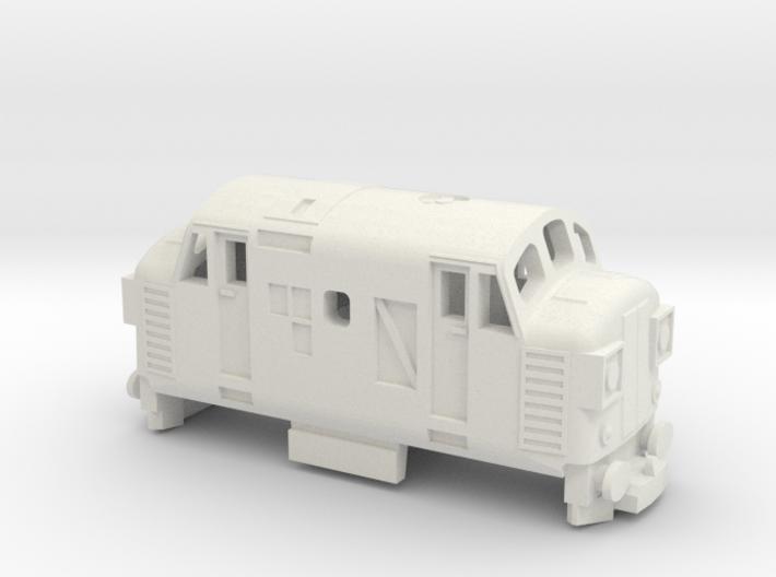 OO9 mini class 37 3d printed