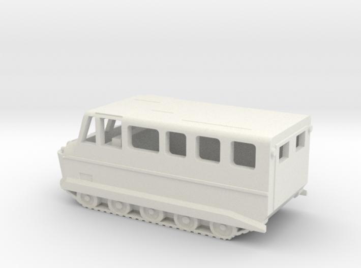 1/72 Scale M-116 Amphibious Personnel Carrier 3d printed