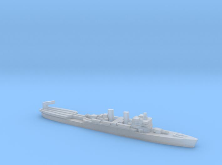 HSwMS Gotland (1933), 1/1250 3d printed