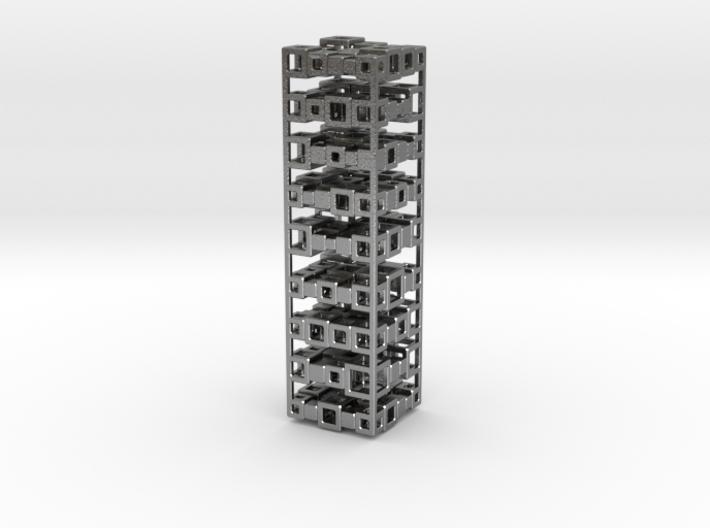Stack Of 9 3d printed